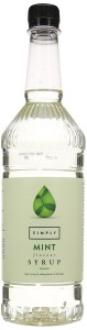 Simply Mint Syrup - 1 Litre
